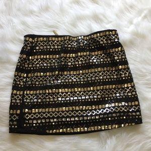 Sequin Skirt S/M